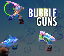 Bubble Guns