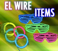 EL Wire Items