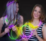 Mardi Gras Glow Necklaces (50/pcs)