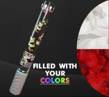 16 inch Rose Petal Confetti Cannons