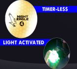 Night Eagle LED Golf Ball - White