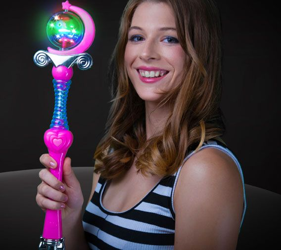 Magic Fairy Wand Light Up Magical Fairy Wand Led