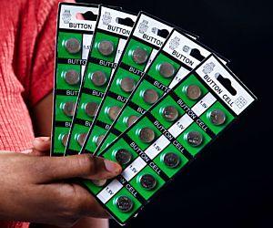 AG13 Batteries (50 pcs)
