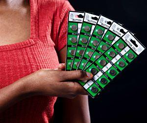 AG10 Batteries (50 pcs)