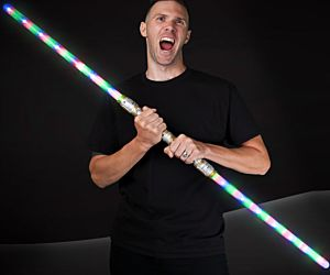 Dueling Light Saber Sword (Multi-Color)