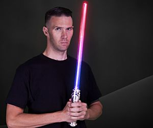 Color Changing Light Saber Swords