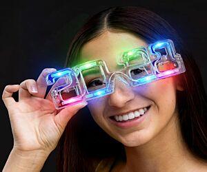 2021 LED Flashing Eye Glasses