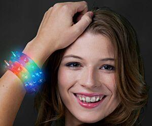 Light up Spike Bracelet