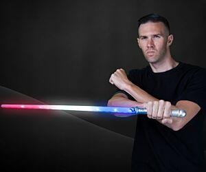 LED Patriotic Space Sword