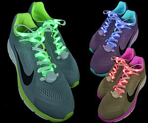 Light up Shoe Laces