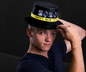 2020 New Years Eve Light up Party Hat