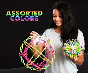 Light up Expandable Ball