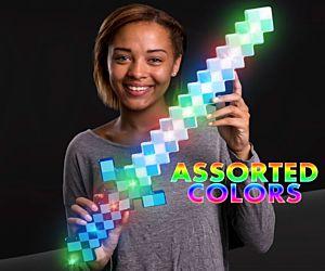 Flashing Pixel Sword