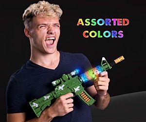 LED Rifle Gun