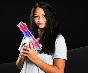 RWB LED Pixel Gun