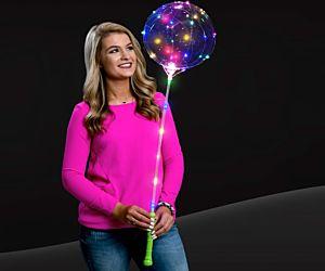 24 inch LED BoBo Balloon