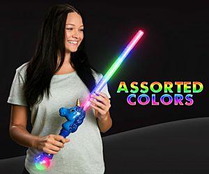 LED Unicorn Sword