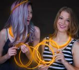 Glow Necklaces Orange (50/pcs)