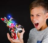 Flashing Space Gun