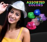 Light Up Fedora Hat