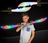 """42"""" Light-up Double Saber Sword with Sound"""
