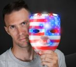 RWB Light up Mask