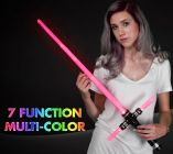 LED Expandable Cross Saber