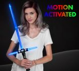 Color Changing Cross Guard Light Saber