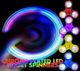 Metallic LED Fidget Spinner
