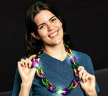 LED Mardi Gras Chain Necklace