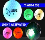 Night Eagle LED Golf Ball - Assorted