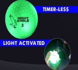 Night Eagle LED Golf Ball - Green
