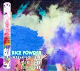 Gender reveal holi powder cannon