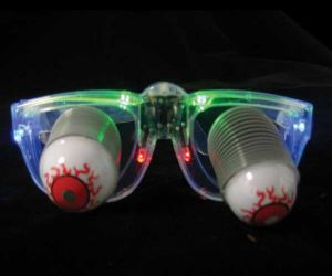 LED Spring Eye Sunglasses