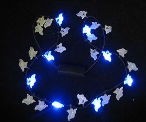 Ghost Light up Necklace
