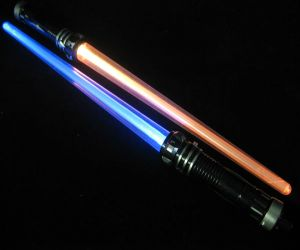 Double Sided Light Saber 41 inch