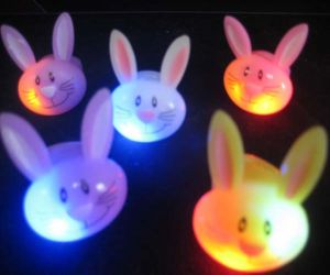 Light up Rabbit Rings