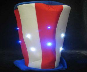 Lightup USA Stove Hat