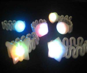 Flashing Jewel Bracelets