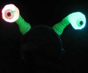 Flashing Eyeball Headband