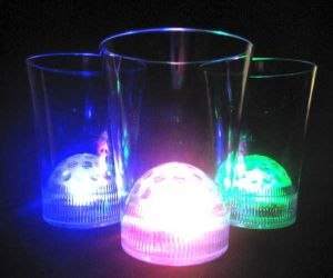 Flashing Disco Cup