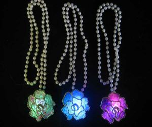 Light up Flower Necklace