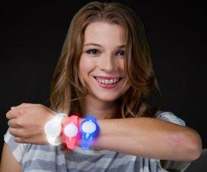 LED Sound Sensitive Bracelet