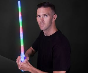 28inch LED Multi-colored Swords