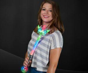 Light up Princess Crown Wand