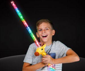 Light up Giraffe Sword