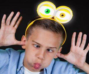 Flashing Eye Headband