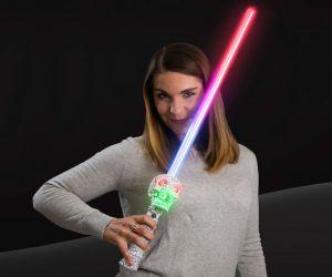 LED Skeleton Handle Skull Sword