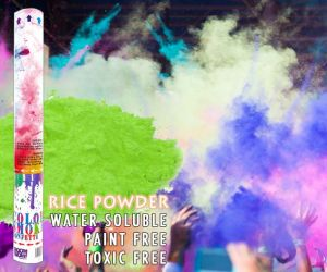 Holi Color Powder Cannon - Green