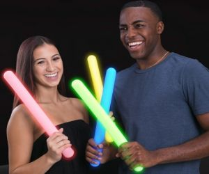 Foam Glow Sticks (16 inches)